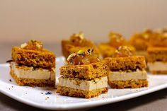 Bouchées de foie gras au pain d'épices recettes de fetes 3 theme 21 apero