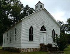 Wiliford Methodist Church - Sharp County