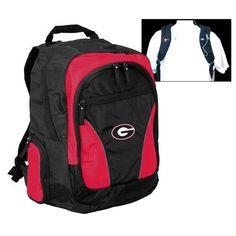 Georgia Bulldogs NCAA 2-Strap Backpack