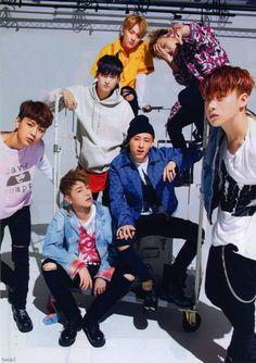 Chanwoo Ikon, Kim Hanbin, Bobby, Boy Paradise, Koo Jun Hoe, Ikon Kpop, Chanyeol Baekhyun, Popteen, Funny Boy