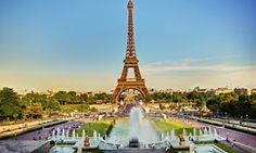 Groupon - ✈ 8-Day Paris and Rome Vacation with Airfare from Gate 1 Travel. Price per Person Based on Double Occupancy. in France and Italy. Groupon deal price: $999