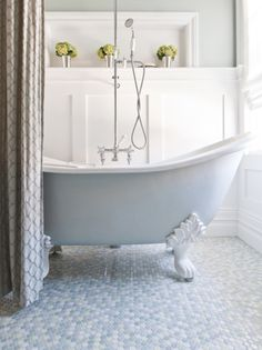 I like this tub and floor.