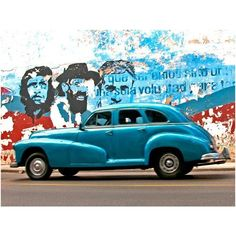 Cars of Havana Photo Gallery   Away.com via Polyvore