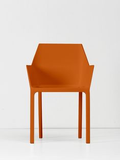Plastic Chair Mem by  Kristalia / Product available on HomeLovers.pl