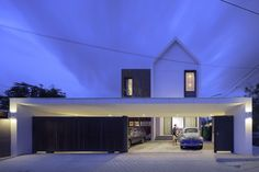 Nawamin 24 House / I Like Design Studio