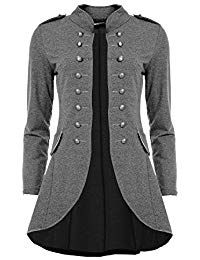 Ein ansprechendes Outfit: Militärjacke Damen | Jacken