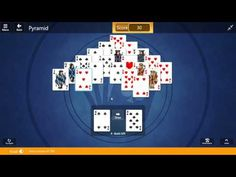 Daily Challenge / October Clear 2 Boards in 2 deals - Pyramid 29 December, The 5th Of November, Microsoft, Daily Challenges, Poker Table, Menu, Youtube, Collection, Boards