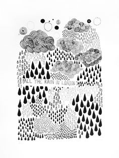 James Gulliver Hancock «All the rain in london», limited Edition via affaire46. Click on the image to see more!