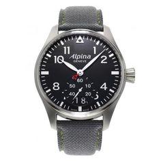 Hochwertige Fliegeruhr von Alpina. https://www.uhrcenter.de/uhren/alpina/startimer-uhren/alpina-startimer-pilot-big-date-uhr-al-al-280b4s6/