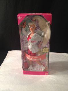 BNIB~ 1997 March of Dimes Walk America Barbie Doll - Special Edition NBRF #Mattel