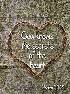 God knows