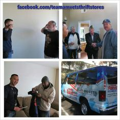 "FB gen post   Team AMVETS, in partnership with the VA, are helping Veterans through ""Welcome Home"". A homeless Veteran get housing through HUD-VASH. They have next to nothing and often sleep on the floor. We deliver furnishings and household items to make their house a ""home"". We make sure they have a new bed to sleep in, a couch to sit on, a light to read with, pots & pans to cook with, and a voucher for our stores.   We need your help making a house a home for a Veteran. A donation to Team…"