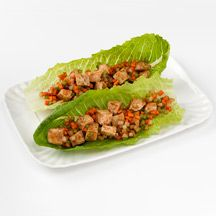 Weight Watchers Chinese Chicken Lettuce Wraps  https://www.weightwatchers.com/plan/mli/MealPage.aspx?mealid=133501&ExplicitNav=food