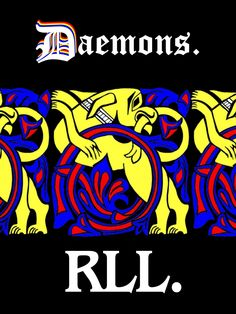 DAEMONS. A FICTION FACTORY STORY.