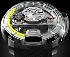 Vincent Perriard HYT H1 Watch