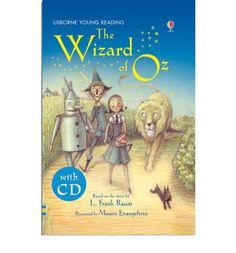 The classic story by L. Frank Baum, retold for children growing in reading confidence and ability. When Dorothy is whizzed to Oz in a tornado, she lands in a place where nothing is quite as it seems. Can she find the Wizard, defeat the Wicked Witch of the West, and be granted her wish to return to Kansas