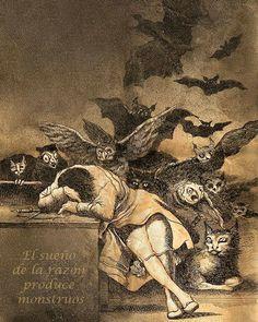 Francisco Goya via instagram.com