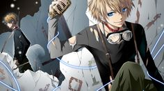 Anime Boy with Blonde Hair - Bing Images