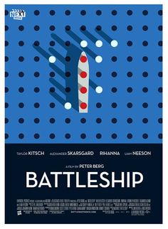 'Battleship,' 'Snow White,' and more blockbusters get fake artsy posters
