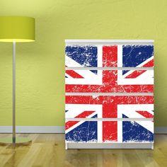 4drawer furniture sticker for Ikea Malm Design 'Great by banjado, €42.99