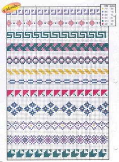 Brilliant Cross Stitch Embroidery Tips Ideas. Mesmerizing Cross Stitch Embroidery Tips Ideas. Cross Stitch Numbers, Cross Stitch Borders, Cross Stitch Flowers, Cross Stitch Designs, Cross Stitching, Cross Stitch Embroidery, Cross Stitch Patterns, Motifs Perler, Loom Bracelet Patterns