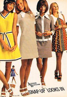 super 70's dresses