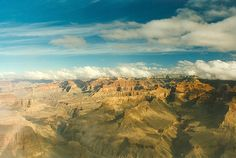 Never been to the Grand Canyon.