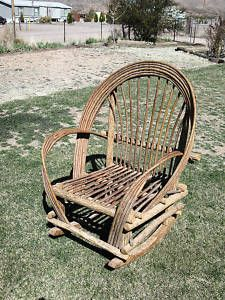 I just love the simplicity of Bent Willow furniture.