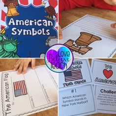 American Symbols Research Book Social Studies Resources, Science Resources, Teacher Resources, School Resources, Activities, Learning Resources, Elementary Teacher, Elementary Education, Upper Elementary