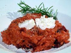 Meine Kochlust: Risotto mit Rote Bete