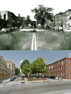 Baltimore and and today! Towson University, Baltimore City, Historical Pictures, Vintage Photographs, Vintage Travel, Old Photos, Great Places, Maryland, American History