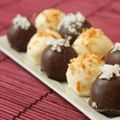 Coconut Candy Recipes to Make at Home: Coconut Truffles