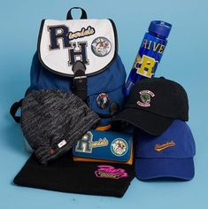 // Riverdale Beanie, Backpack, Wallet, Tees and Accessories Riverdale Shirts, Riverdale Netflix, Riverdale Funny, Bughead Riverdale, Riverdale Poster, Riverdale Quotes, New Fashion, Trendy Fashion, Fall Fashion