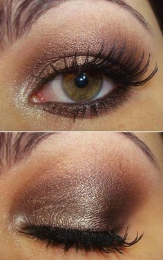 Beautiful eye colors - Urban Decay Naked Palette - Eye make up for the wedding? Pretty Makeup, Love Makeup, Makeup Looks, Makeup Ideas, Makeup Tutorials, Eyeshadow Tutorials, Makeup Tips, Gorgeous Makeup, Beauty Make-up