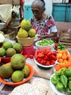 Mercado de Mérida, Yucatán