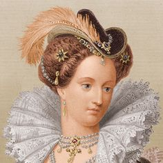Women Under 25 Who Made History - Features - Biography.com/ Queen elizabeth I