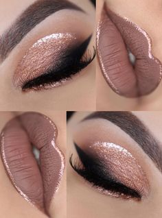 25 The Do This Get this guide z. Hd The Do This Holen Sie sich diesen Leitfaden z. Braut Make up z. braune Augen Dizz 25 The Do This Get this guide z. Bride make up for Hd. Makeup Eye Looks, Smokey Eye Makeup, Eyeshadow Makeup, Airbrush Makeup, Prom Makeup Brown Eyes, Lip Makeup, Doe Eye Makeup, Makeup Brushes, Rose Gold Makeup Looks