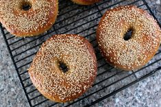 DIY Bagels: Bringing New York to Your Brunch Table