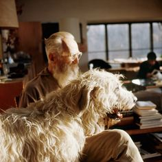 Edward Steichen West Redding, 5 novembre 1966. Photographie J. H. Lartigue © Ministère de la Culture - France / AAJHL