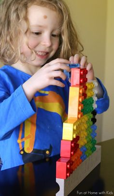For the second day of LEGO week (yesterday we shared a fun way to learn about ...