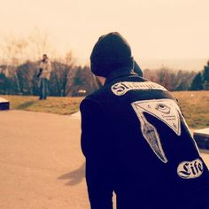 Absolutely love this jacket by Foculo. foculo.bigcartel.com