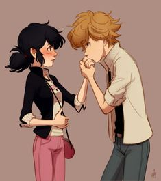Peach Tickle Whats Marinette Adrien, Lady Bug, Cat Lady, Mlb, Bugaboo, Miraclous Ladybug, Ladybug Comics, Season 2, Adrien Miraculous
