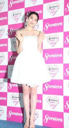 【ザテレビジョン芸能ニュース!】画像:【写真を見る】真っ白なドレスで美脚を見せつけた Beautiful Legs, Asian Girl, Peplum Dress, How To Look Better, Ballet Skirt, Actresses, Yahoo, Skirts, Model