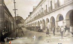 Fotos de Toluca, México, México: PORTAL REFORMA Hacia 1945