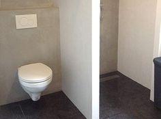 Risultati immagini per beton cire badkamer