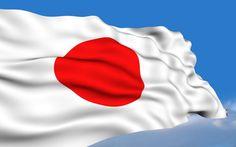 Resultado de imagem para Bandeira do Japão
