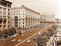 Детский Мир. Главный детский магазин СССР.