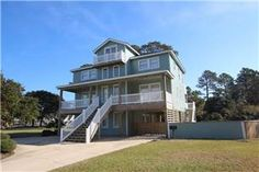 Heaven's Light Outer Banks Rentals | Corolla Light - Soundside OBX Vacation Rentals