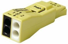 Ballasts.com - 2-Port Ballast Disconnect Connector ! If you're looking for the best ballast disconnect that will ensure a safe lamp or ballast replacement? Take a look at our Series 873 2-port Ballast Disconnect Connector! #SeeMoreDetails: http://www.ballasts.com/
