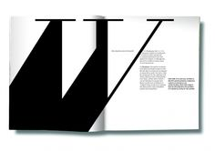 JOURNAL: of Carl M. Wellman / bonhomme.se // Ooh I love the simplicity. Such a bold look